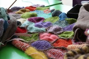 Knitting Bee møder Bybi